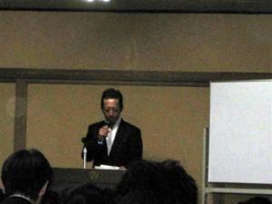 ⑧講師:鳳神ヤツルギ製作委員会 代表 飯澤 慎 氏