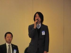田中監事の講評