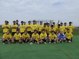 1 千葉県青連Aチーム