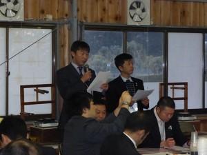 講演会 講師紹介 山本企画委員③